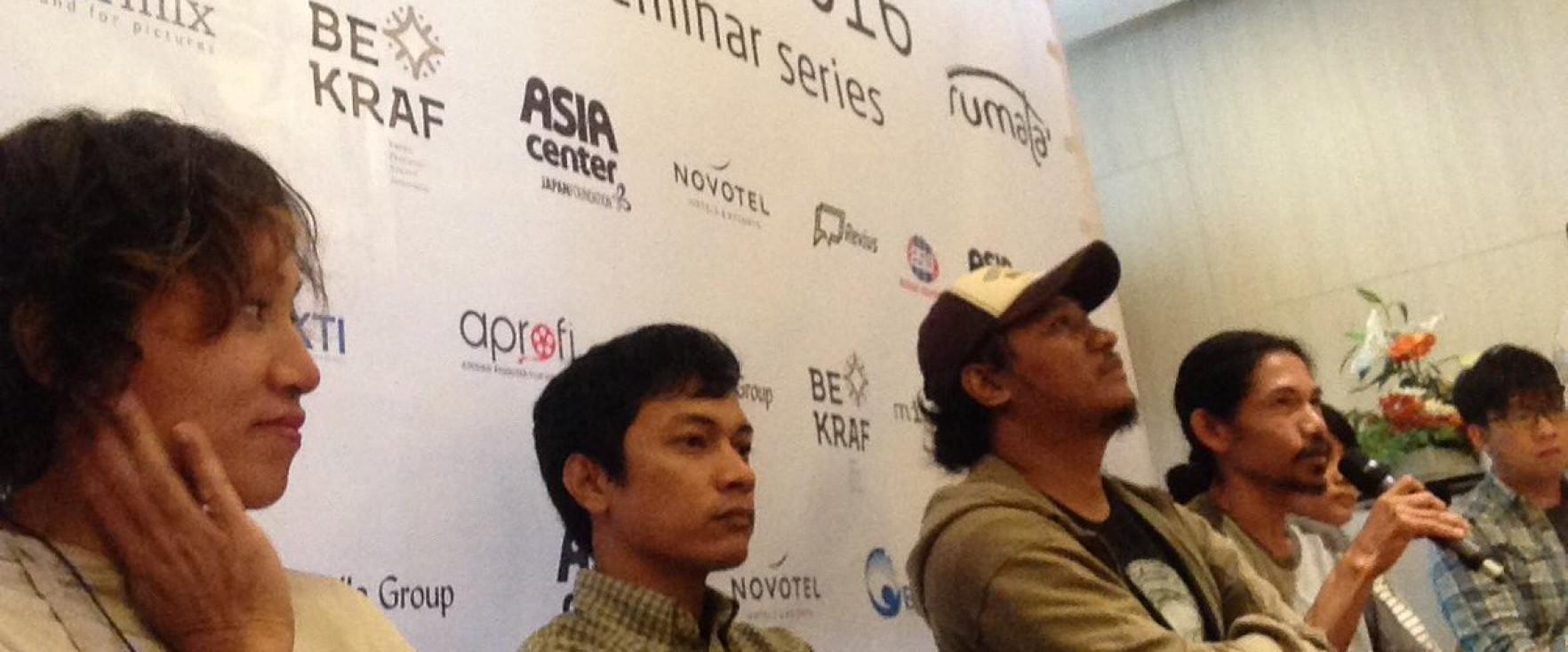 Menilik Perfilman Indonesia Berdasarkan Diskusi dengan Para Sineas Lokal Terkemuka